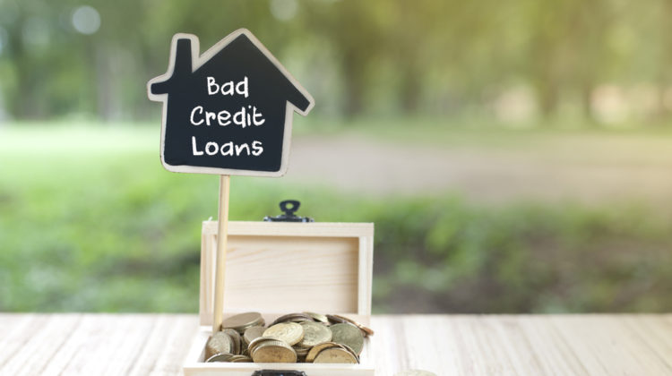 Instant Bad Credit Loans Today