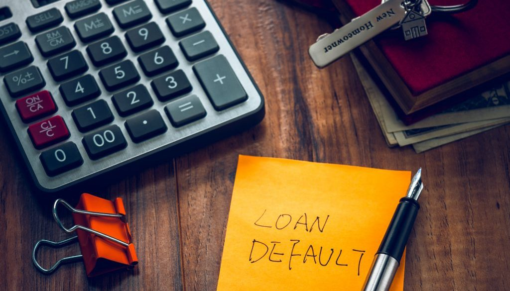 Bad Credit Loans with Default