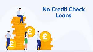 No Credit Check Loans?